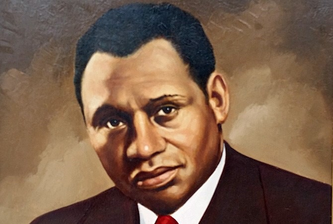 Philadelphia honors Paul Robeson in all of his radiance